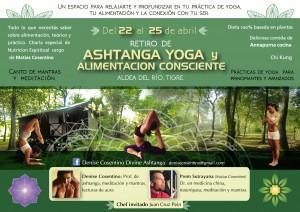 Retiro Ashtanga Yoga Abril 2016