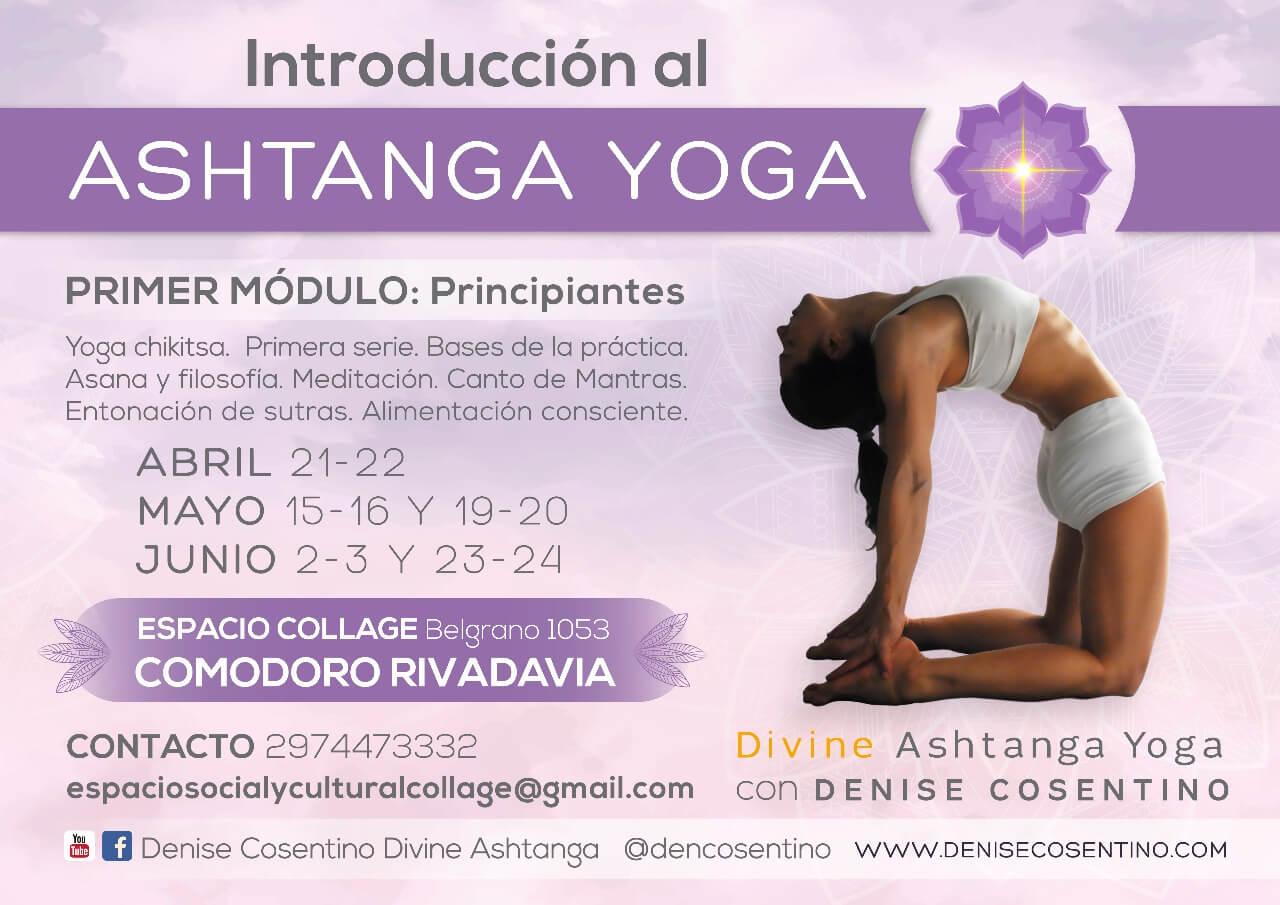 Introducción al Ashtanga Yoga